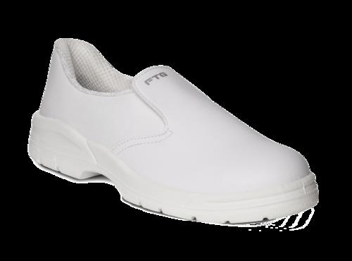 Addetto alle pulizie scarpe antinfortunistica abbigliamento